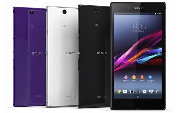 Sony、6.4インチAndroid『Xperia Z Ultra(C6833)』発表(スペックほか)