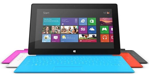 『Surface RT 64GB』が99.99ドルで販売、しかもタッチカバー付き