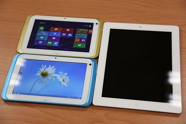 世界初 7インチWindows 8 搭載タブレット「Lyon」公開、スペックと動画