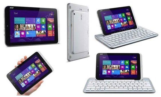 (更新)Acer、IPS搭載/薄型軽量化した次期『Iconia W3』を9月にも発売か
