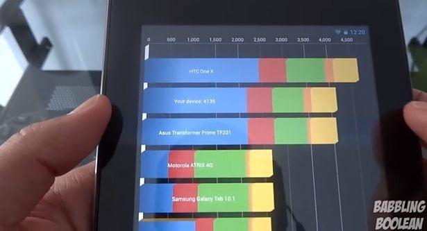 Nexus 7 を凌駕する 149ドル タブレット『Hisense Sero 7 Pro』のハンズオン動画5つ