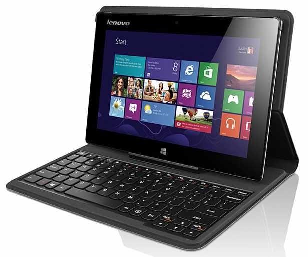 Lenovo、10型/Win8/キーボード付きカバー付属/タブレット『IdeaPad Miix 10』を7月下旬発売へ