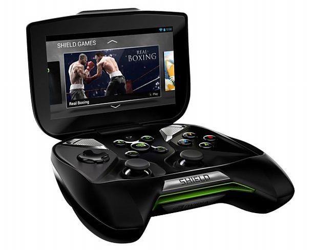 NVIDIA、Tegra4搭載ゲーム機『SHIELD』が7月31日発売へ