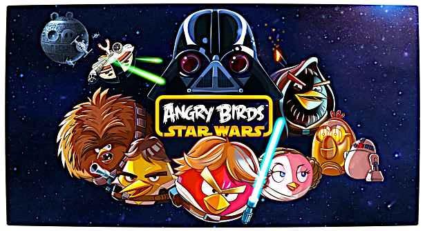 スターウォーズとコラボした『Angry Birds Star Wars』が無料セール中