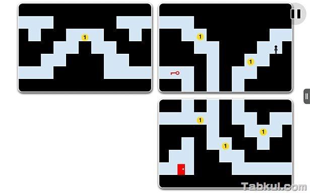 価格 99円、パズル横スクロールアクション「Continuity 2」の試用レビュー / Androidアプリ