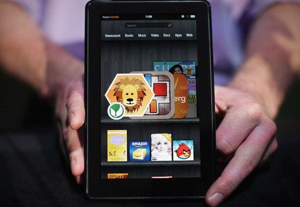 次期Kindle Fire(エントリーモデル)の一部スペックが伝えられる