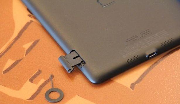 Nexus 7 2013 LTEモデルではテザリング機能が利用できるらしい