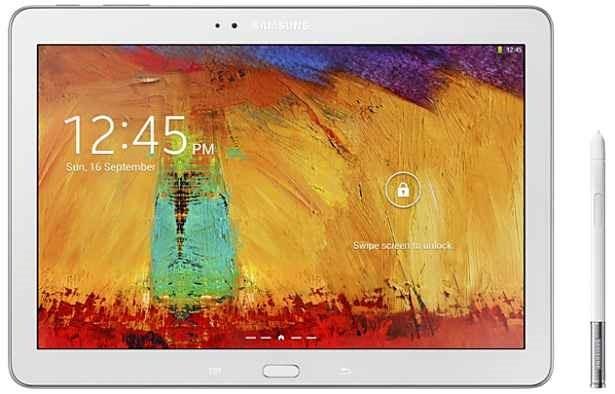 Samsung『GALAXY Note 10.1(2014 Edition)』発表、スペック表ほか