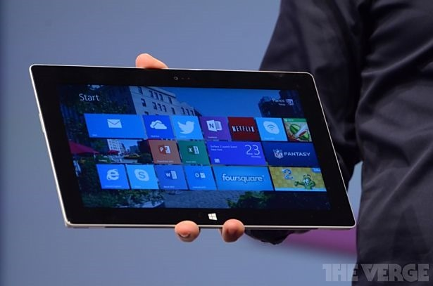 『Surface 2 LTEモデル』は2014年Q1にも発売か
