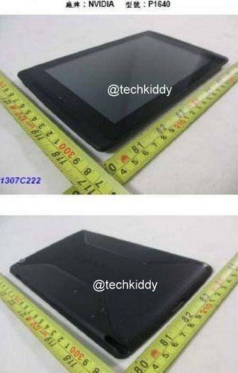 NVIDIA、7インチ Tegra4搭載タブレット「P1640(Tegra Tab?)」がNCC通過