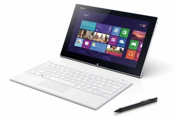 Sony、デジタイザーペン付属Windows8タブレット『VAIO Tap 11』発表・スペックほか
