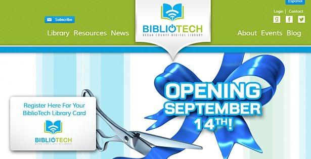 紙の書籍なし!電子図書館『BiblioTech』がオープン