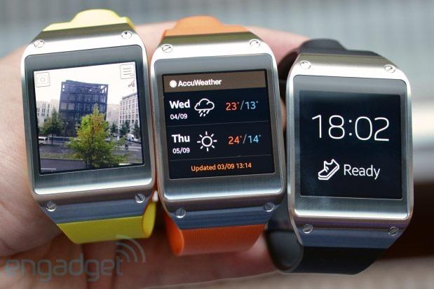 韓国Samsung、『GALAXY Gear』を日米除く58カ国で発売―FNN