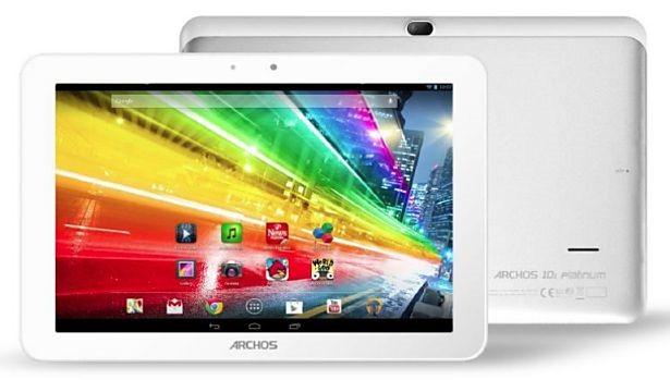 8インチRK3188搭載タブレット『Archos 80b Platinum』発表、スペック表