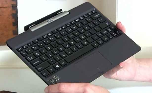ASUSの格安Windows8.1タブレット『Transformer Book T100』の動画レビュー