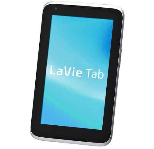 NEC、7インチAndroidタブレット『LaVie Tab E TE307/N1W』発表―スペック表