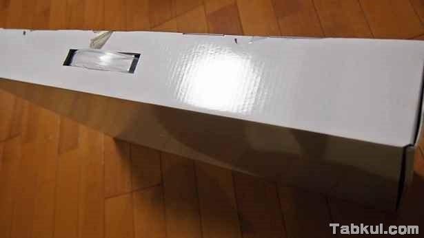 寝モバ用、折りたたみデスク「100-MR055」購入、開封レビュー
