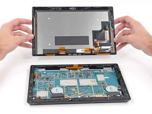 『Surface Pro 2』の分解レポート、SSD交換可能だが最も修復が難しい製品―iFixit