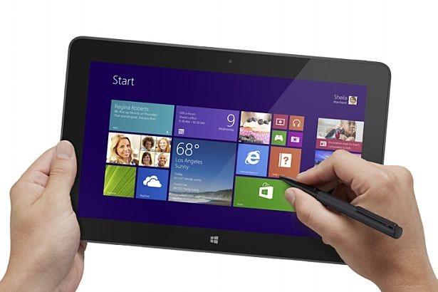 DELL、ペン対応8型Windowsタブレット『Venue 8 Pro』発表―スペック表