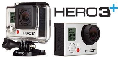 アクションカメラ『GoPro HERO3+』発表、日本は11月発売