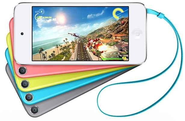 Apple、まもなく新型「iPod touch」「iPod nano」を発売へ