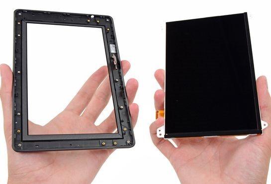 新型『Kindle Fire HD 2013』が分解されCPUなどが判明