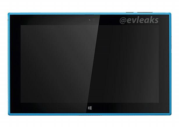 Nokia製WindowsRTタブレット『Lumia 2520』の画像がリーク