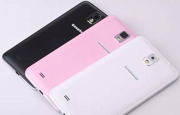 デュアルSIM対応、Galaxy Note 3クローン『Goophone N3 FHD』は249.99ドル
