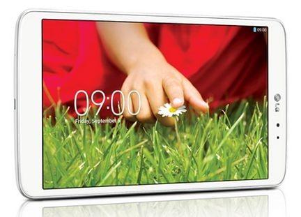 LG G Pad 8.3、12月6日へ発売延期