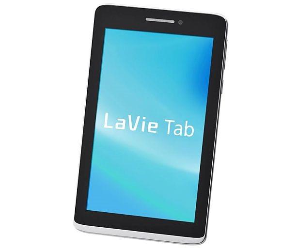 NEC、約250gの7インチAndroidタブレット『LaVie Tab S』発表