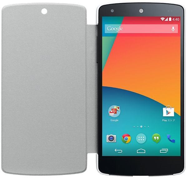 『Nexus 5(32GB、ホワイト)』を注文、発送予定日など
