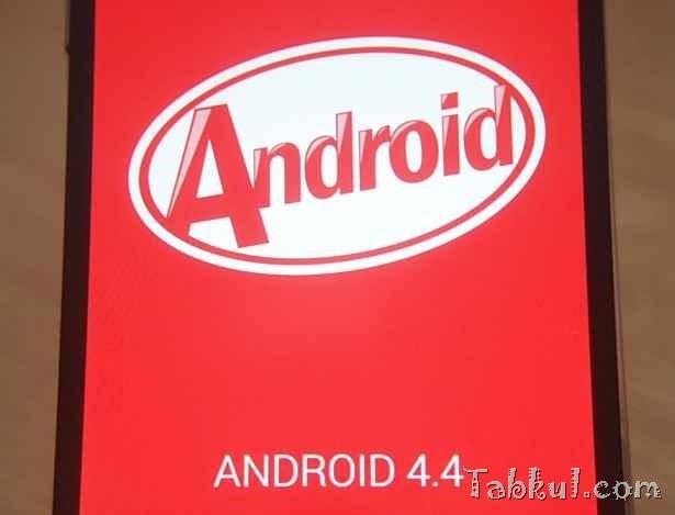 Nexus 5 購入レビュー2「はじめてのAndroid4.4編」