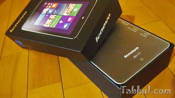 Lenovo IdeaPad Miix2 8、本日発売―Amazon限定キーボードセットが安い