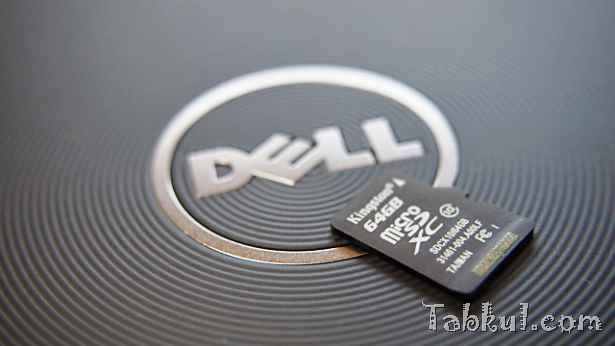 Venue 8 Pro 購入レビュー03―MicroSDカード64GBを試す、CrystalDiskMarkベンチマーク