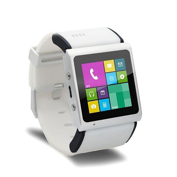 フェイクじゃない!3G対応スマートウォッチ『Goophone Smart Watch(EC309)』を発売―スペックと価格