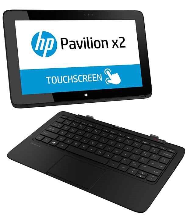 日本HP、11インチのキーボードドック付きタブレットPC「Pavilion 11-h000 x2」発表
