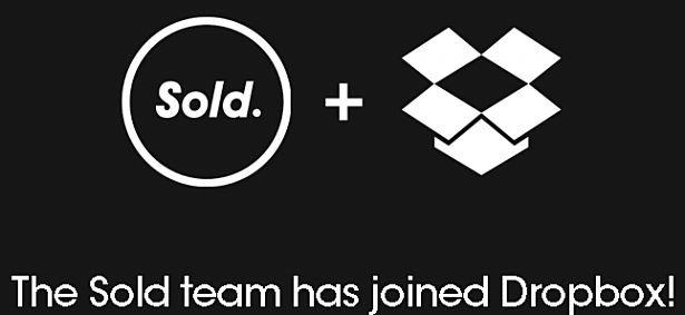 Dropbox、個人向け販売代行サービス『Sold』を買収