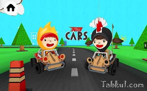 価格 292円、町をつくってドライブに出かけよう!「Toca Cars」の試用レビュー