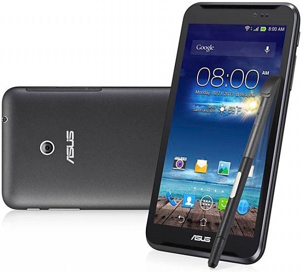 ASUS、通話できるSIMフリー6インチ『Fonepad Note 6』発表―12月20日発売へ