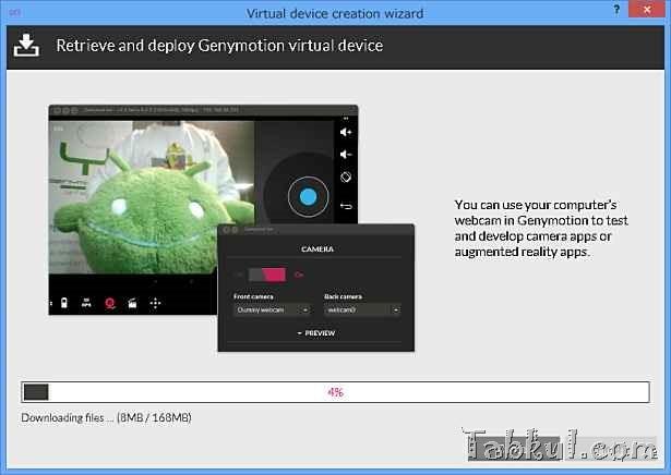 Miix2 8 レビュー18―Androidエミュレータ『Genymotion』の使い方(仮想デバイス「Nexus7」作成編)
