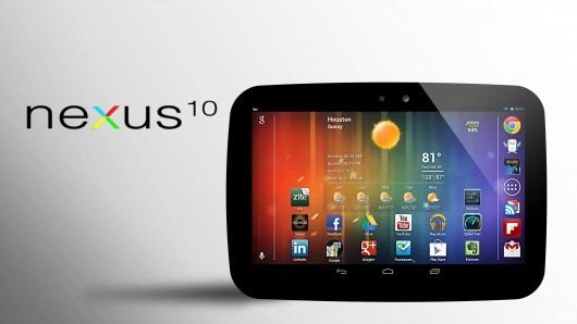 新型 Nexus 10 (2013)、米国時間12月2日にも発表か