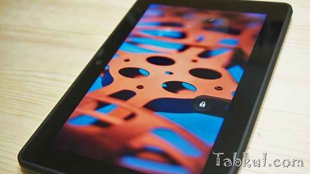 Kindle Fire HDX 7 レビュー07―「NETGEAR PTV3000」でMiracast+Hulu視聴できるか