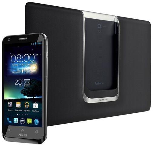 ASUSの小型合体タブレット『PadFone mini 4.3』がGCF認証通過