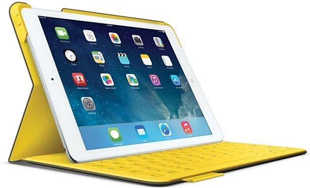 ロジクール、iPad Air専用カバーキーボードなど3製品を発表―12月2日より順次発売