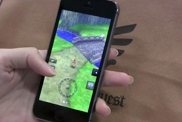 スクエニ、スマホ版『ドラゴンクエストVIII』のプレイ映像を公開