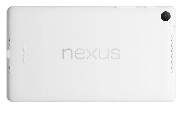 Google、白い『Nexus 7 (2013/ホワイト)』発表─日本でも購入可