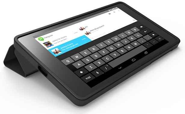Google、スリープ対応『Nexus 7 (2013) フォリオ』ケース発売、価格ほか
