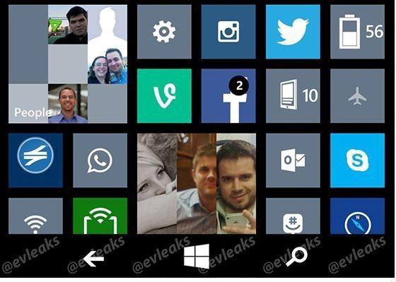 次期Windows Phone 8.1ではAndroid風スクリーンボタン追加か