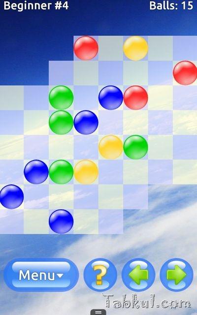 価格 196円、ボールを消すパズルゲーム「REBALL (Pro)」の試用レビュー