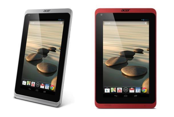 Acer、格安130ドル『Iconia B1-720』発表―スペックほか
